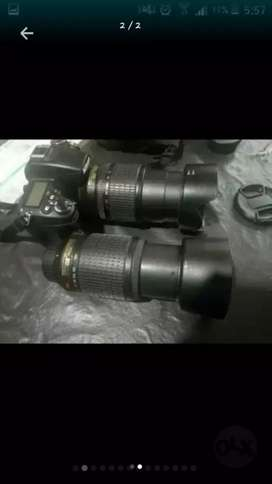 OFERTA VENDO URGENTE Camara Nikon D7000