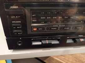 Amplificador jvc AX33 stereo japan