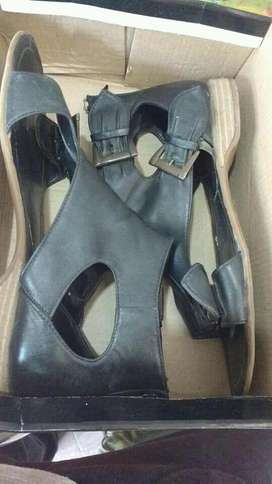 Sandalias de cuero # 36  37
