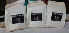 Venta de café de pasar Manaba