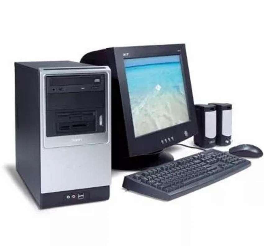 Se Vende Computadora Intel Core 2 Duo Cpu 0