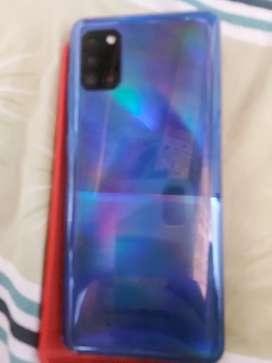Samsung galaxi A31 128g
