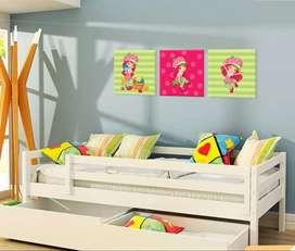 Cuadros decorativos infantiles