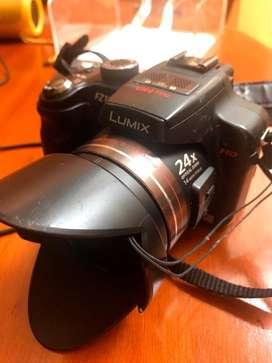 Cámara Panasonic Lumix Dmc-fz100 14,1 Mp Semiprofesional