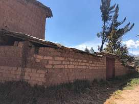remato por ocacion casa de adobe como terreno en centro poblado Cruzpata Chequerec hermoso lugar con todos los servicios