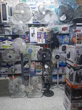 Ventiladores todos los servicios y marcas