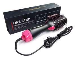 Cepillo Giratorio de Aire Caliente Voluminizador para cabello. Envio Gratis.