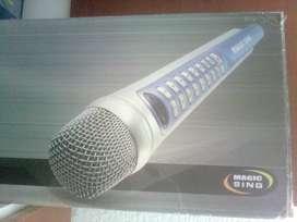Karaoke Magic Sing.