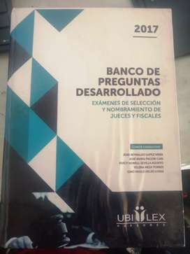 Ubilex asesores- banco depreguntas desarrollado
