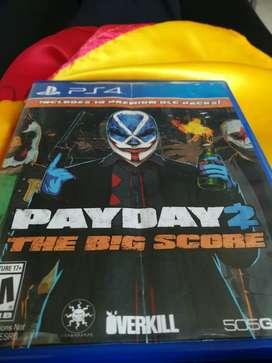 Se vende payday 2 o cambio
