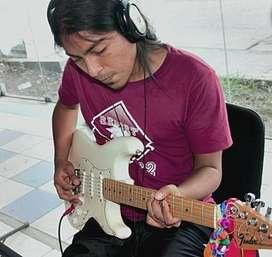 Clases de guitarra (online)