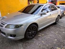 Mazda 6 SR se vende 19900000 negociables