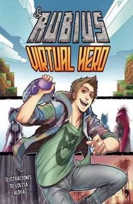 Trilogía de virtual hero ( el rubius )