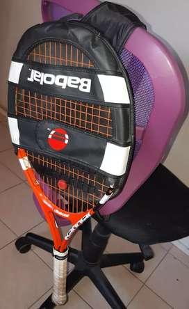 Raqueta de tenis y accesorios ESCUCHO OFERTAS