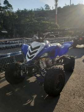 Yamaha Raptor 700R con Winche 2008