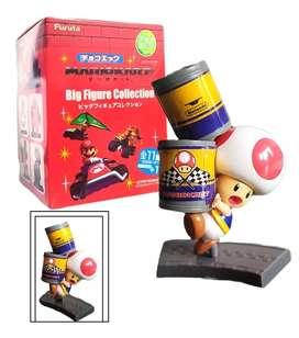 Mario Bros Figura Toad Colección Juguetes Didácticos