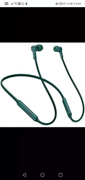 Audífonos HUAWEI freelace Bluetooth color verde