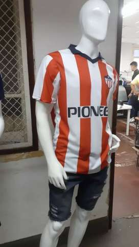 Camisetas del junior