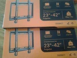 """SOPORTE PARA LCD-LED 23 A 42"""" FIJO"""