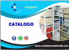 Se necesita asesor comercial con experiencia en  productos farmacéuticos a droguerías