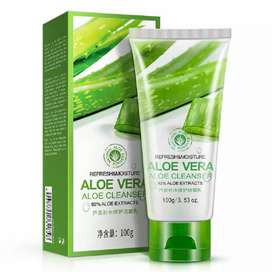 Jabón Aloe facial vera bioaqua