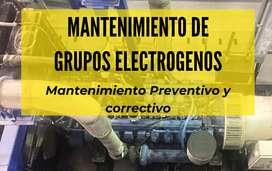 Mantenimiento de grupo electrogeno Lima Grupos Electrogenos Reparación y Mantenimiento Servicio