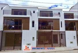 Casa en venta de 4 dormitorios, norte de Cuenca, C437
