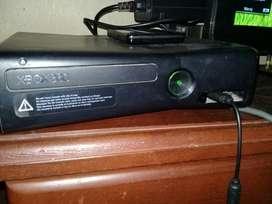 Xbox 360 con Disco Externo