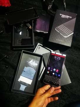 Vendo o Cambio mi Blackberry KeyOne, 32 gigas 3 Ram NFC con caja y accesorios, leer bien la publicación