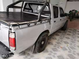 Camioneta nissan frontier 2014