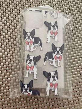 Carcasa iphone 11 pro bulldog nuevo espectacular