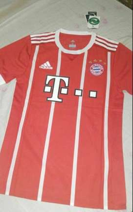 camiseta Bayern de Múnich
