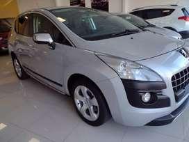 Vendo Peugeot 3008 1.6 THP automática. Excelente estado recibo menor financió