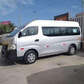 Vendo Camioneta Nissan Urvan