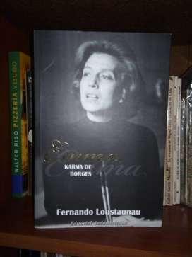 Emma, Karma de Borges. Loustaunau Fernando. Ed. Sudamericana.