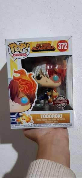 Funko Pop Todoroki Shoto- My hero academy