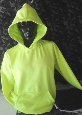 Poleras color Verde Limon