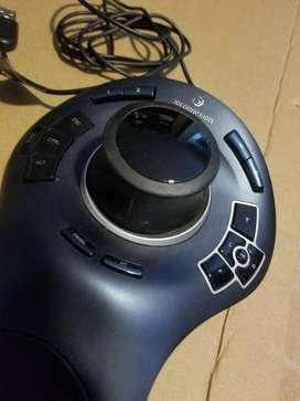 spaceexplorer 3dconnexion 3d mouse usb 3d diseño