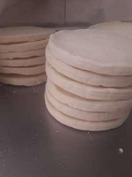 Usado, Deliciosas arepas rellenas de queso segunda mano  Municipal