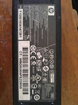 Cargador Laptop Hp