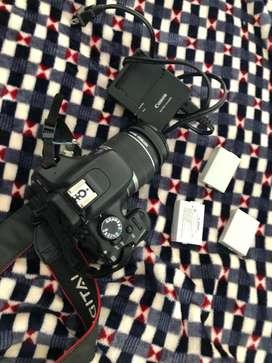 Camara Canonreflex Rebel T2I