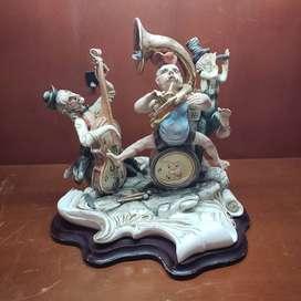 Porcelana italiana Capo Di Monte