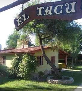 """Cabaña para 4 personas """"El Tacu"""""""