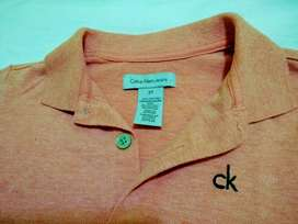 Remera  Calvin Klein jeans 3 años nene m corta
