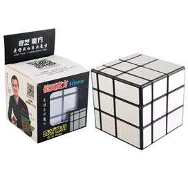 Cubo rubik 3x3 mirror qiyi original speedcubing