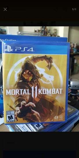 Mortal Kombat 11 Físico Sellado Ps4