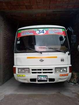 Se necesita conductor AII  para custer Linea 34