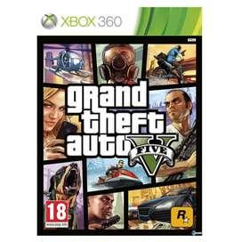 GTA V. ( XBOX 360) ORIGINAL