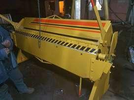 Dobladora de tool de 2.45 Mts capacidad 2 m.m.