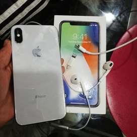 Vendo iPhone x 256 con factura